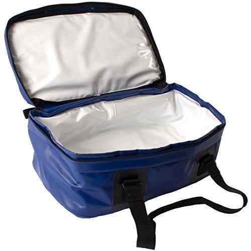 Built U S A Seattle Sports Frost Pack 25 Quart Soft Cooler Blue