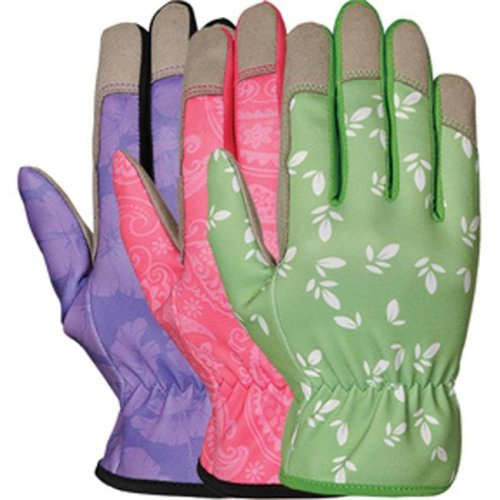 Bellingham Glove C7333ACL Womens Synthetic Performance Glove, Assorted Color - Large