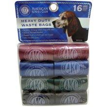 American Kennel Club Dog Waste Bags 16 rolls 240 bags-