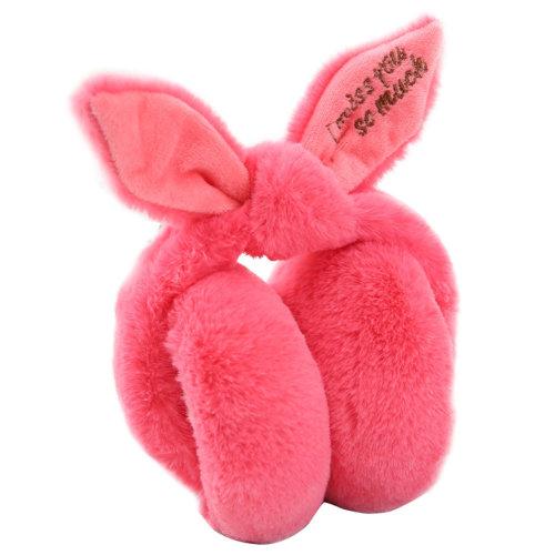 Lovely Earmuffs Plush Earmuff Warm Earmuffs Ear Protection For Kids [C]