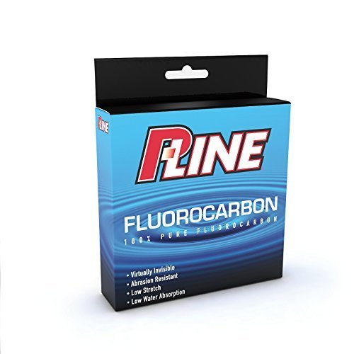 P-Line Soft Fluorocarbon Filler Spool (250-Yard, 8-Pound)