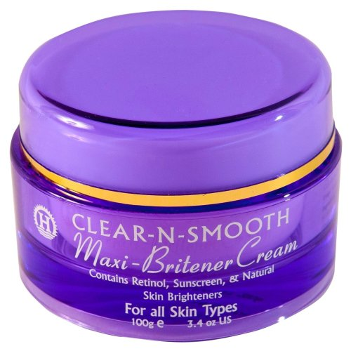 Clear-N-Smooth Maxi-Britener Cream, Brightening Cream