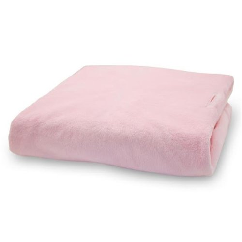 Rumble Tuff CV-CT-300-PK Standard Silky Minky Changing Pad Cover - Pink