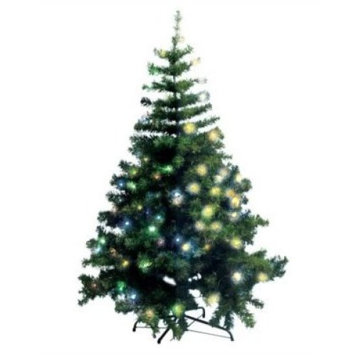 Artificial Christmas Tree Dual LED - 150cm, Green