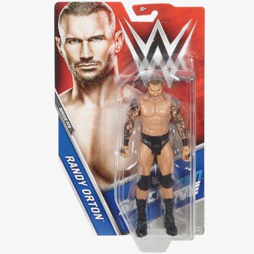WWE Dean Ambrose Smackdown Basic Assortment Action Figure Mattel