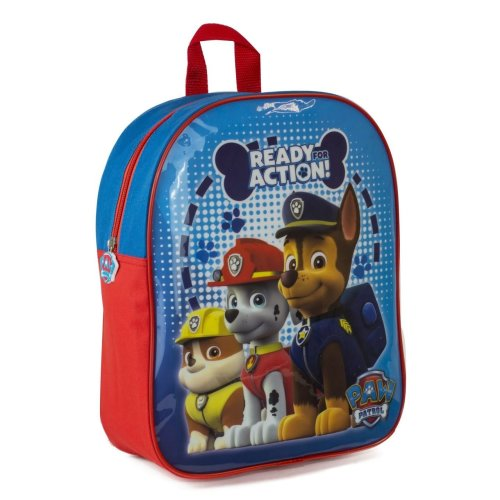 c0e4482c3281 Paw Patrol Children Kids Ready for Action Marshall Chase School Travel  Backpack