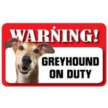 Greyhound Pet Sign