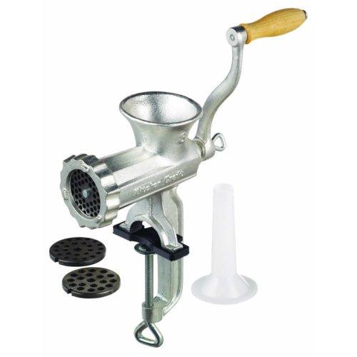 No.5 Cast Iron Meat Mincer - Kitchen Craft No5 Italian -  mincer cast iron kitchen craft no5 italian