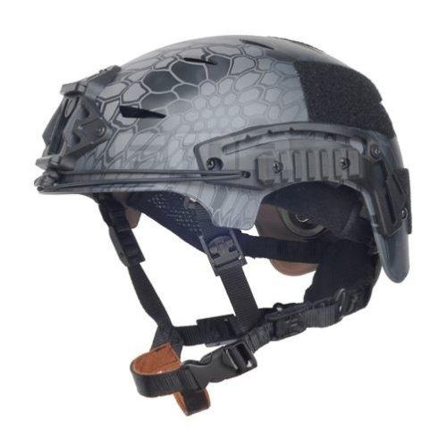 Airsoft Bump Type Helmet Kryptek Typhon Abs Marsoc Ussf Ops Core