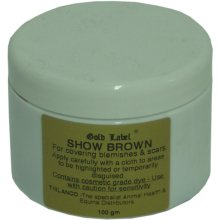 Gold Label Show Brown 100 Gm