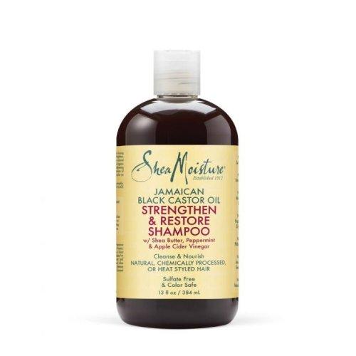 Shea Moisture Jamaican Black Castor Oil Strengthen Grow & Restore Shampoo 384ml