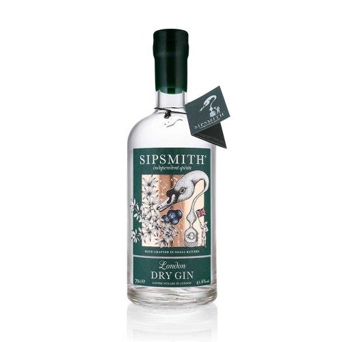 Sipsmith London Dry Gin, 70 cl