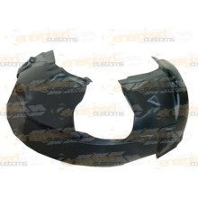Ford Fiesta 2008- Front Wing Arch Liner Splashguard Right O/s