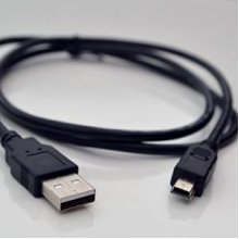 TheFlyingWhopper 1m USB 2.0 A to Mini-b Cable