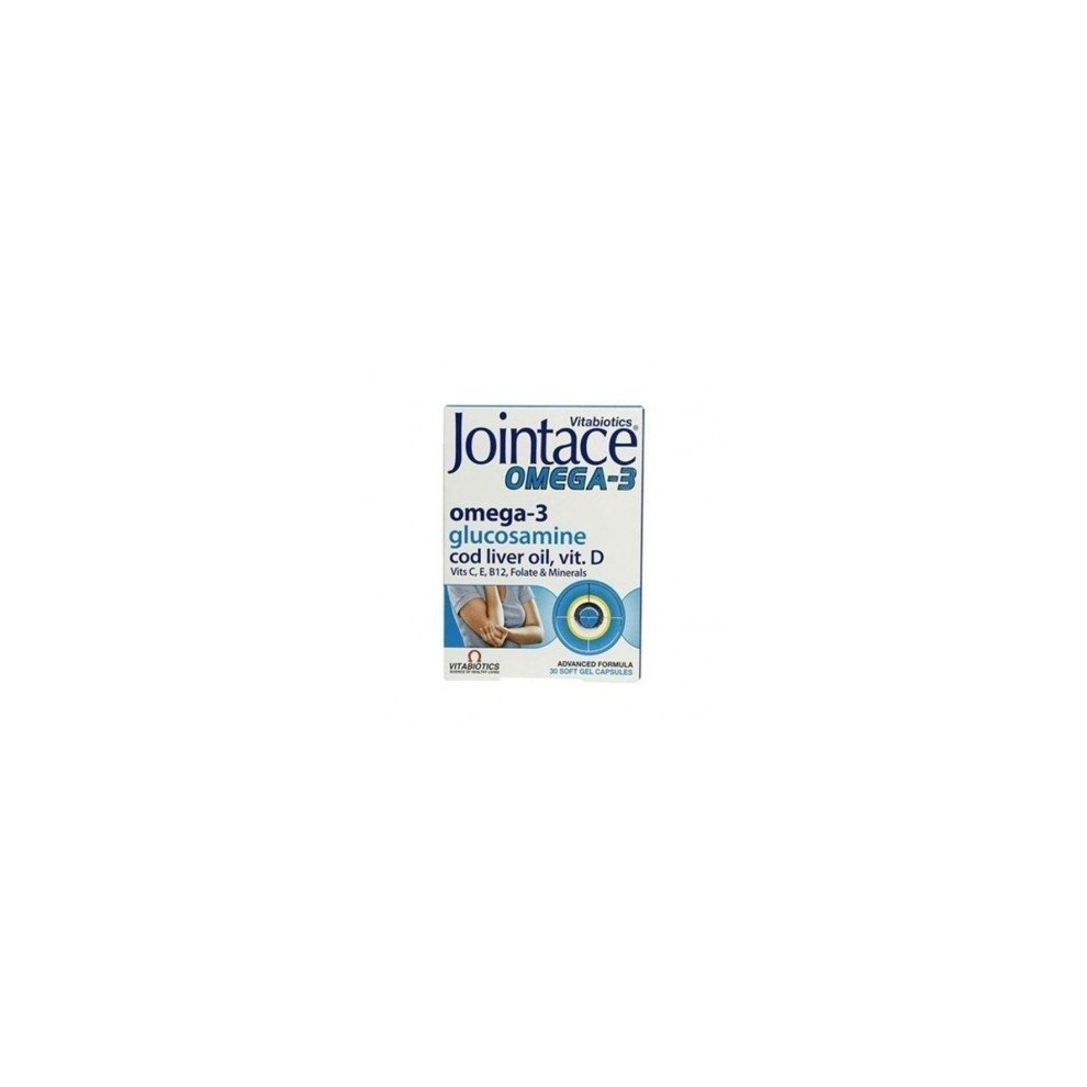 Vitabiotics - Jointace - Omega 3 Oil & Glucosamine