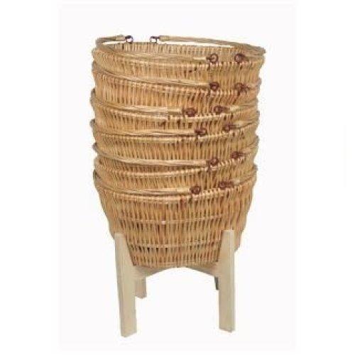 Chatsworth Market Basket Shopper Stand