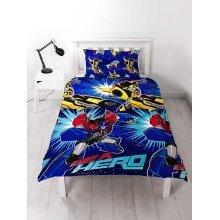 Transformers Hero Single Duvet Cover Set Polyester