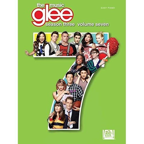 Glee: Season 3, Volume 7: The Music (Easy Piano)