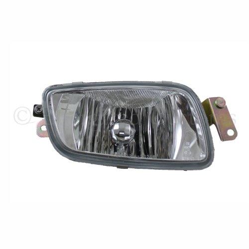 Mitsubishi Shogun (incl Pajero) 2003-2003 Front Fog Light Lamp Drivers Side O/s