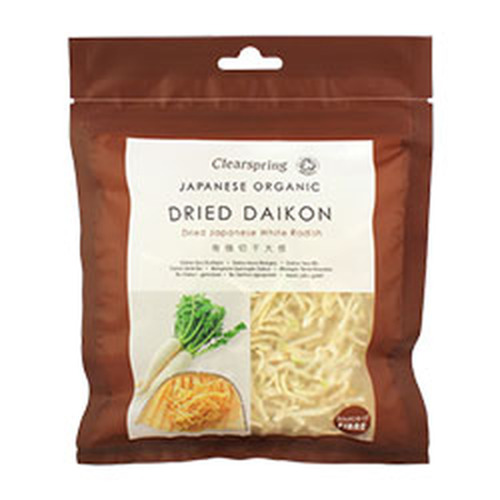 Clearspring Organic Dried Daikon 40g