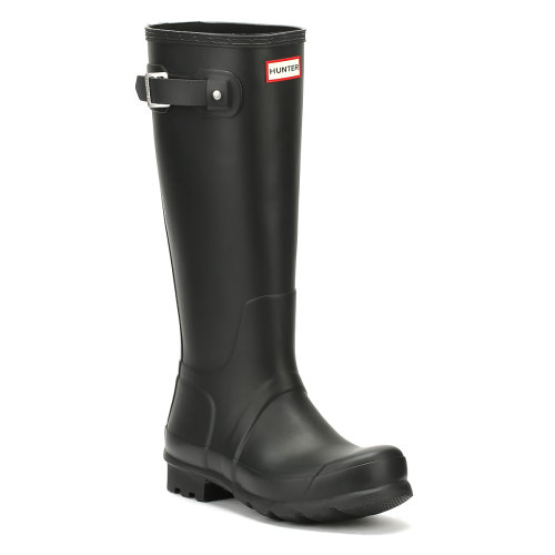 Hunter Original Mens Black Tall Wellington Boots