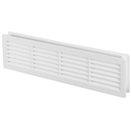 120x440mm Internal Door Plastic Ventilation Grille Air Vent Collar