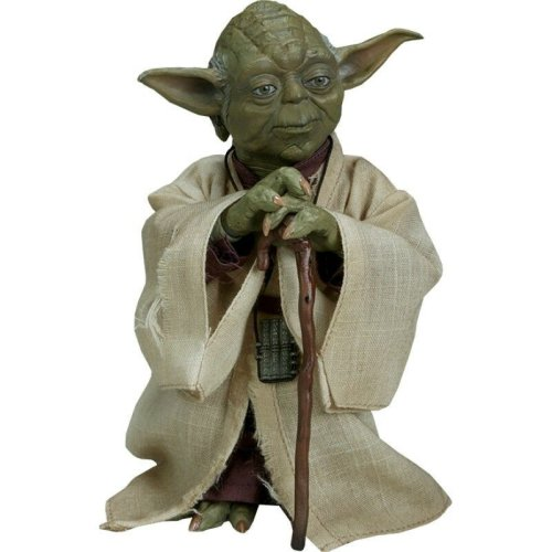 Sideshow 1:6 Yoda Figure - Star Wars The Empire Strikes Back Collectable