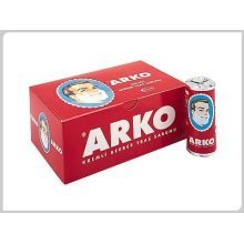 Arko Shaving Soap Stick - 12+3 free pcs.