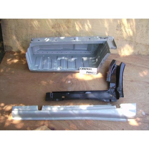 FORD TRANSIT MK6 MK7 2000 -13 NEW FRONT DOORSTEP INNER OUTER SILL RH DRIVER