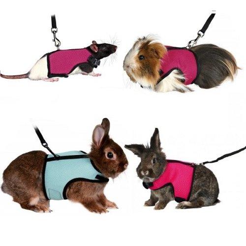Trixie Small Animal Mesh Harness & Lead Set