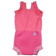 SPLASH ABOUT BABY/ TODDLER SWIMMING COSTUME WITH SUN SAFE HAPPY NAPPY  0-36 Mths