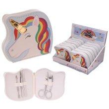 Funky Manicure Set - Unicorn Rainbow