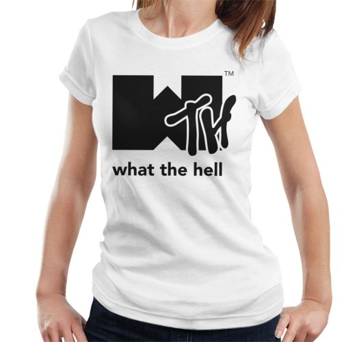 What The Hell Music Video Women's T-Shirt