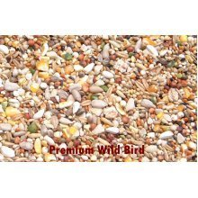 AK Feeds Top Quality Premium No Mess Wild Bird Food 20kg