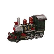 Vintage Cartton Locomotive Piggy Bank/Coins Tank