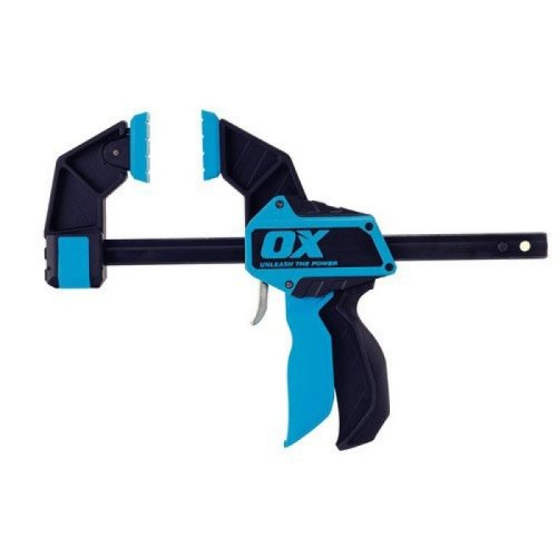 """Ox P201206 Pro Heavy Duty Bar Clamp and Spreader 6"""" 150mm"""