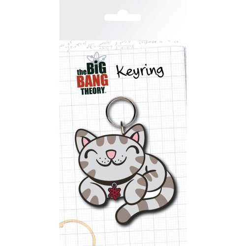 The Big Bang Theory Kitty Keyring