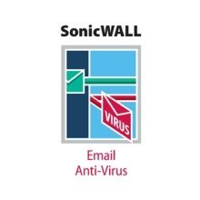 Sonicwall Email AV (McAfee and Time Zero) - 1000 Users - 3yr