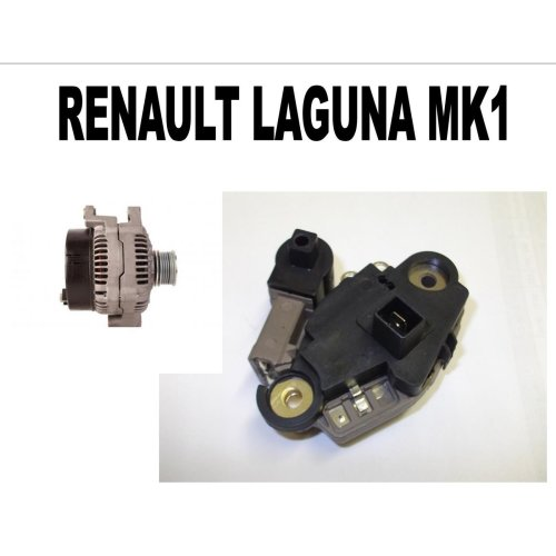 RENAULT LAGUNA MK1 I 2.0 1995 - 2001 NEW ALTERNATOR REGULATOR