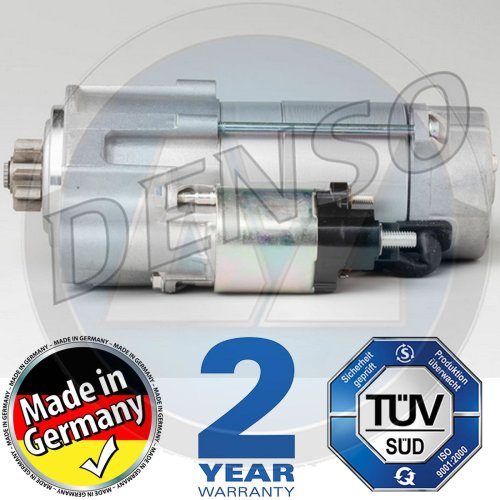 LAND ROVER DISCOVERY 2.7 TD TDVM DIESEL BRAND NEW DENSO STARTER MOTOR