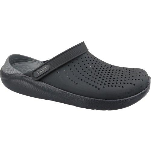 Crocs LiteRide Clog 204592-0DD Mens Black slides