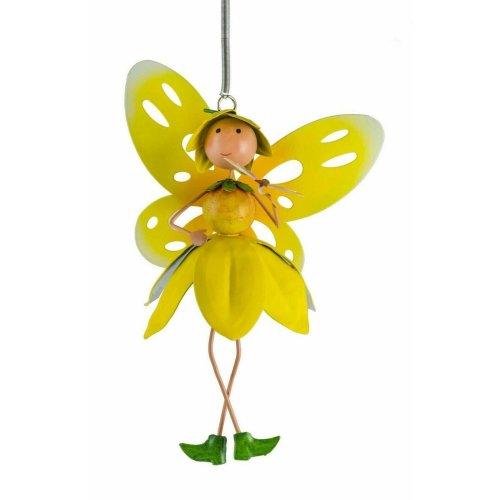 Fountasia Fairy Kingdom Floral Fairy Springers, great indoor / outdoor Daffodil