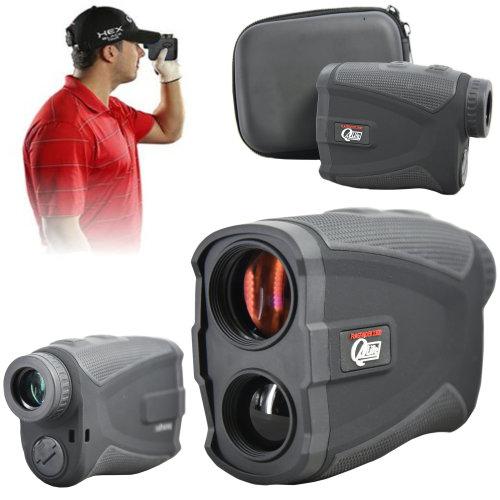 Q4Life Laser Golf Rangefinder