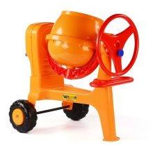 Polesie Wader Play Cement Mixer 70x49.5x65.5 cm Orange 1450529