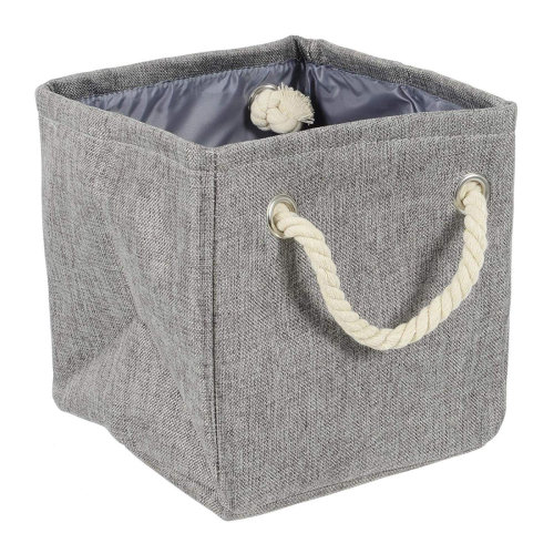 Country Club Collapsible Storage Bag, Grey