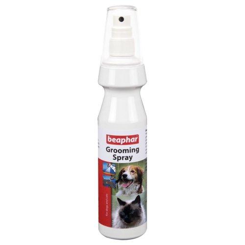 Beaphar Dog & Cat Grooming Spray 150ml (Pack of 3)