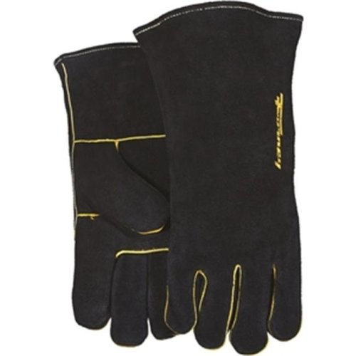 Forney Industries Inc 53425 Glove Welding Black Mens - Large