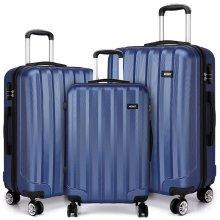 """KONO 1 Set Luggage Suitcase Trolley Case 20 24 28"""""""