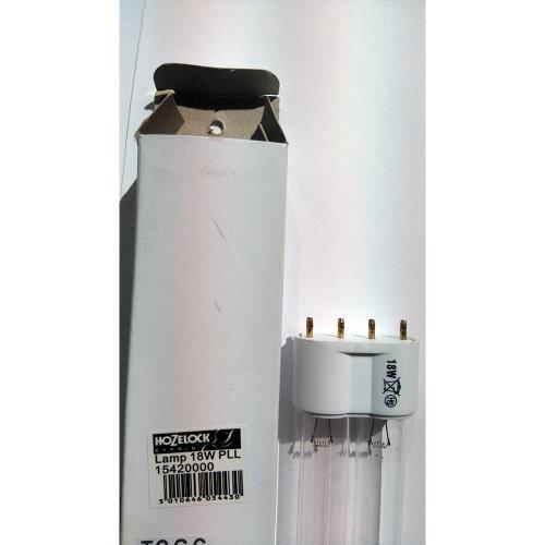 Hozelock 1542 UV Clarifier Replacement Bulb 18 Watt PLL