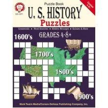 U.S. History Puzzles